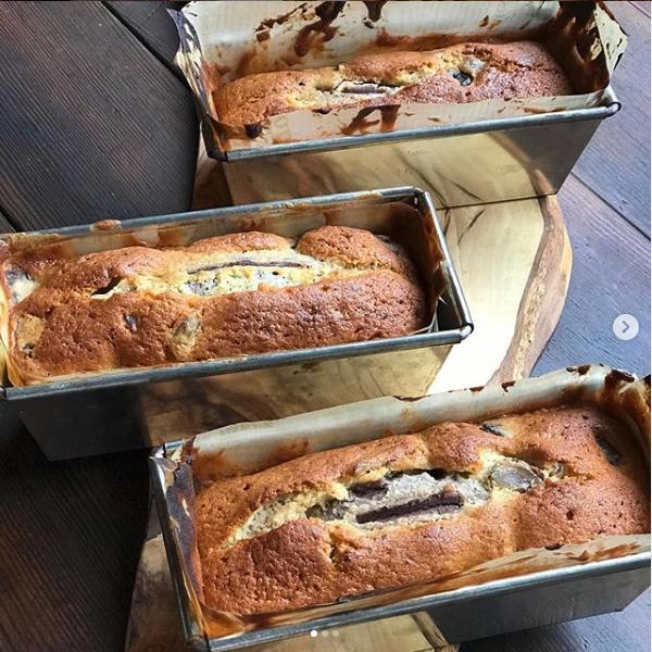 栗の渋皮煮 & 栗のパウンドケーキ(第4部)