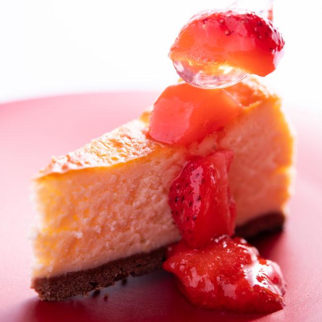 ペスカトーレ/バスクチーズケーキ(5月開催)