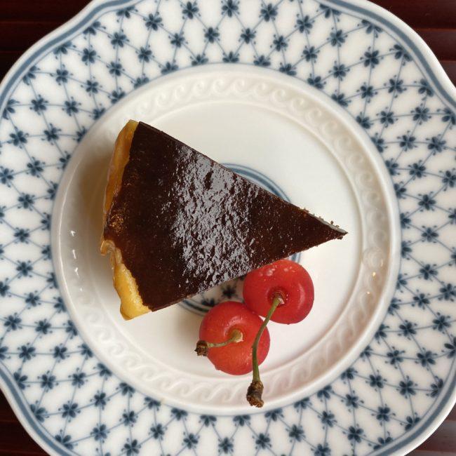 バスクチーズケーキ(7月開催)